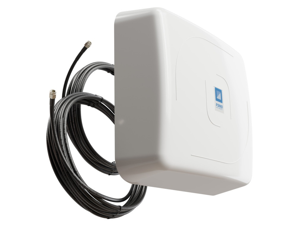 Антенна РЭМО BAS-2344-SMA Combi Flat Multiband MiMo