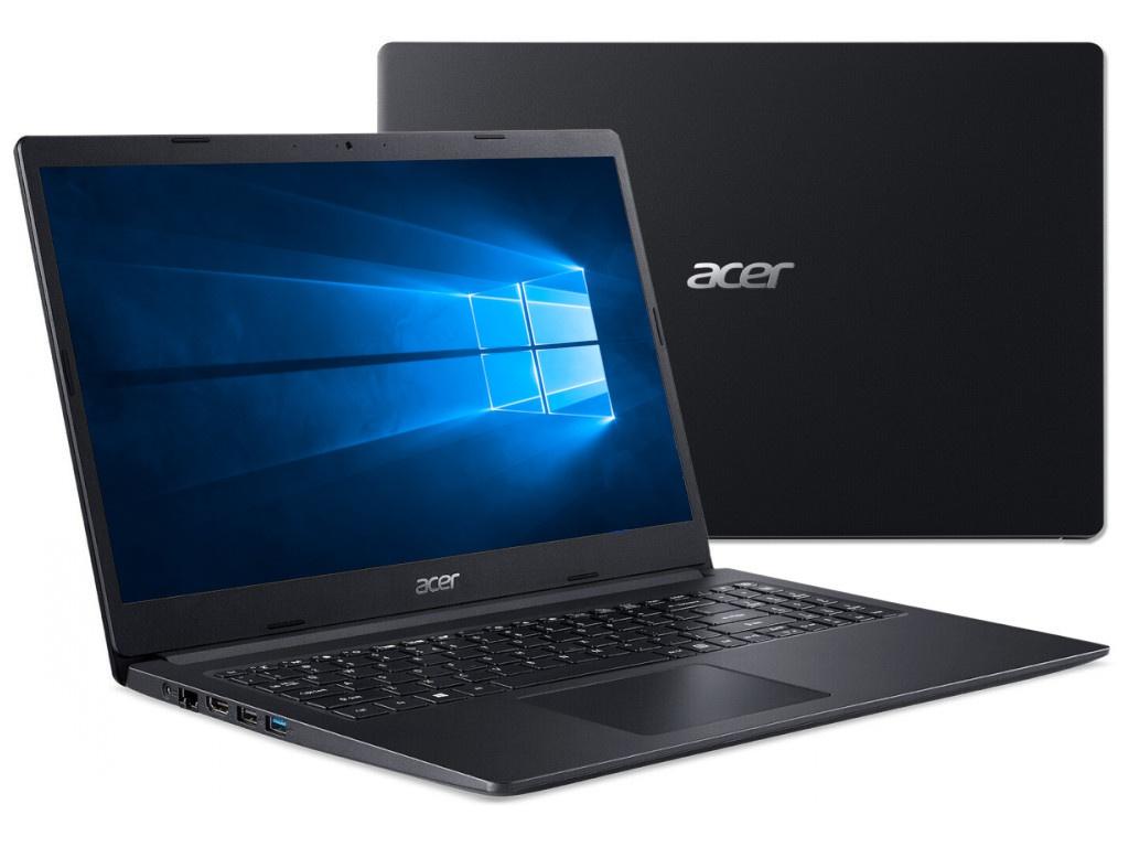 Ноутбук Acer Extensa EX215-31-P5UP Black NX.EFTER.008 (Intel Pentium N5000 1.1 GHz/4096Mb/256Gb SSD/Intel HD Graphics/Wi-Fi/Bluetooth/Cam/15.6/1920x1080/Windows 10 Home 64-bit) — EX215-31-P5UP