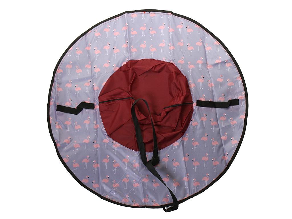 Тюбинг Fani Sani Розовый Фламинго 100cm 80932
