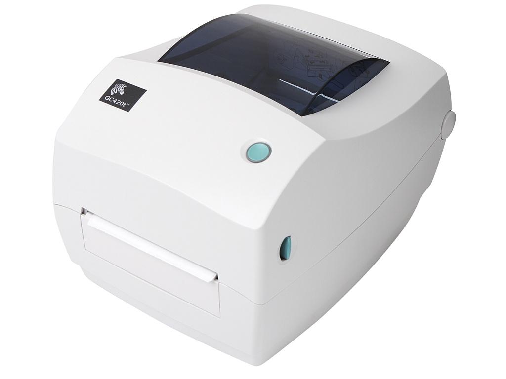 Принтер Zebra GC420t White GC420-100520-000