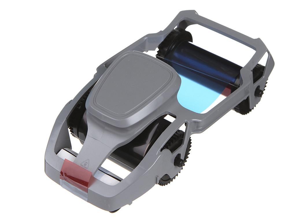 Красящая лента Zebra Ribbon Color-YMCKO 200 отпечатков для ZC100/ZC300 800300-350EM