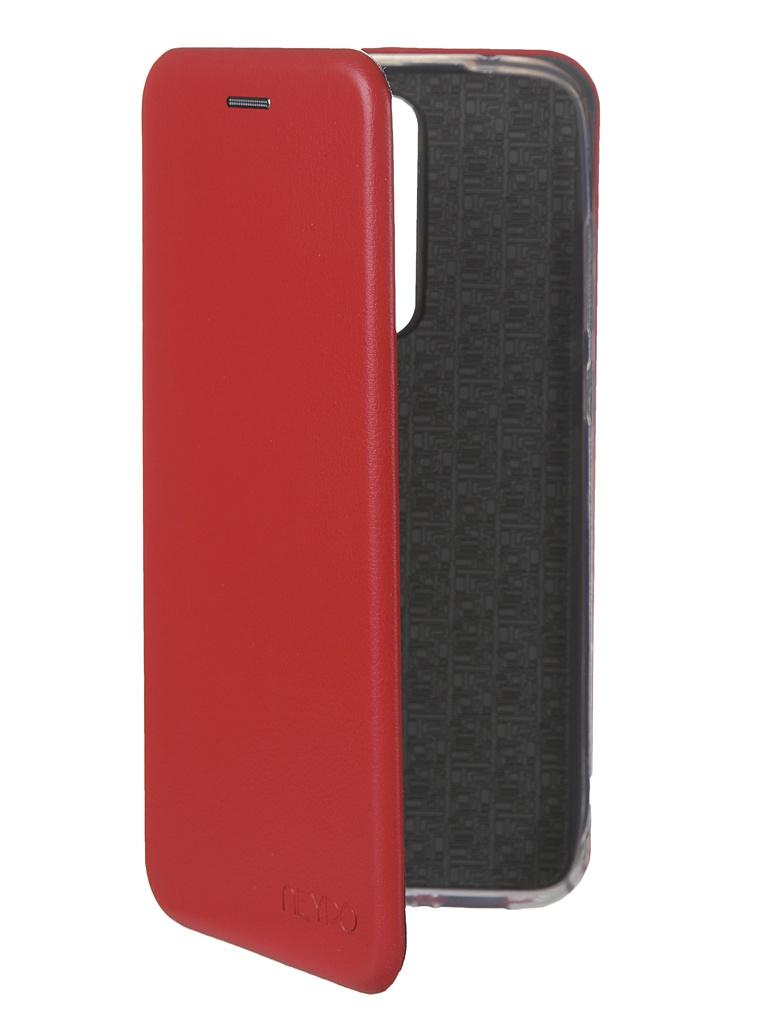Чехол Neypo для Xiaomi Redmi Note 8 Pro Premium Red NSB15789 цена и фото