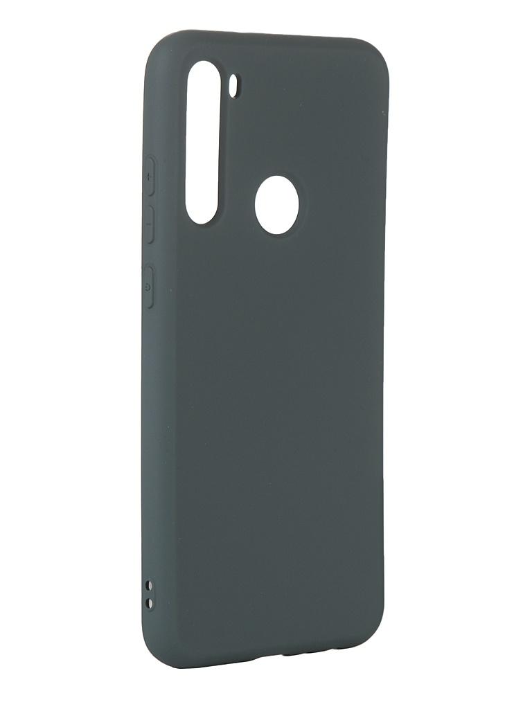 Чехол Neypo для Xiaomi Redmi Note 8T Silicone Case Dark Green NSC16026