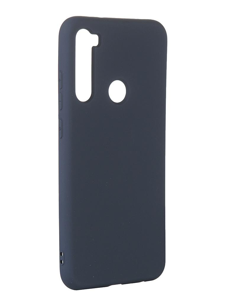 Чехол Neypo для Xiaomi Redmi Note 8 Silicone Case Dark Blue NSC15541 фото