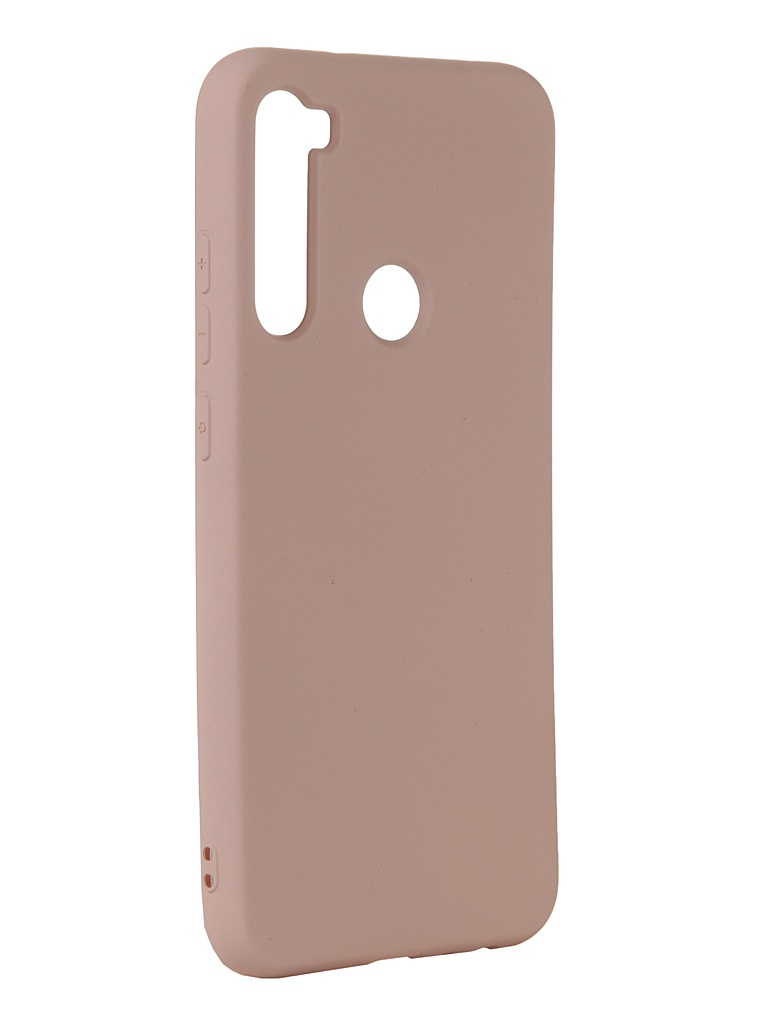Чехол Neypo для Xiaomi Redmi Note 8 Silicone Case Rose Quartz NSC15539