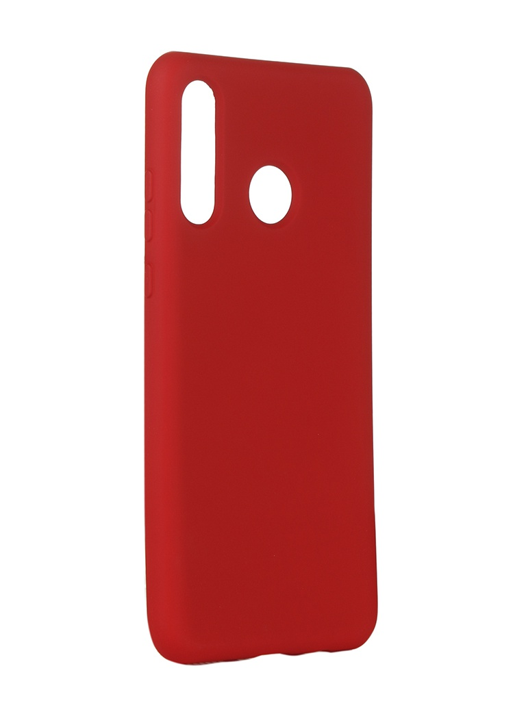 Чехол Neypo для Huawei Honor 20S Silicone Case Red NSC15826 фото