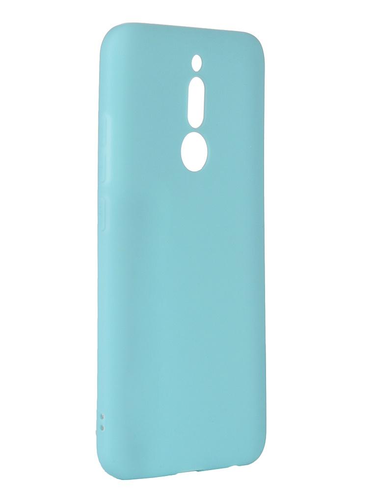 Чехол Neypo для Xioami Redmi 8 Soft Matte Silicone Turquoise NST15794