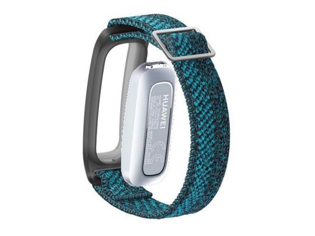 Aксессуар Ремешок Huawei Band 4e Dark Turquoise 55031595