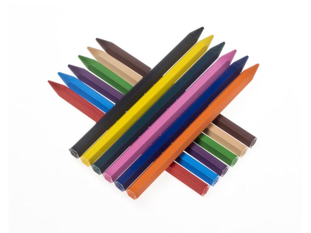 Карандаши цветные Jovi 12 цветов 912