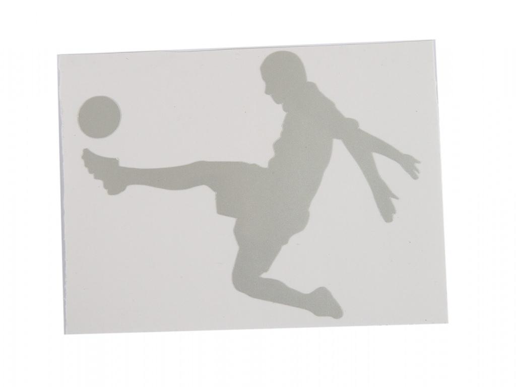Светоотражатель Cova Наклейка Футбол 100x85mm 333-465