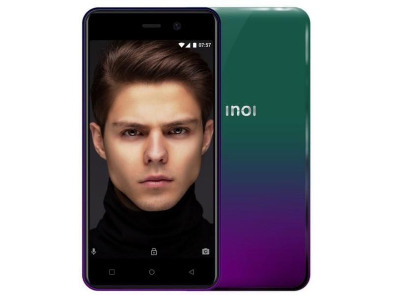 Сотовый телефон INOI 2 Lite (2019) 8GB Purple-Green цена и фото