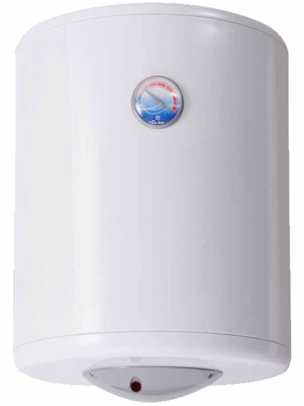Водонагреватель De Luxe W50V водонагреватель накопительный de luxe w50v 50л 1 5квт белый