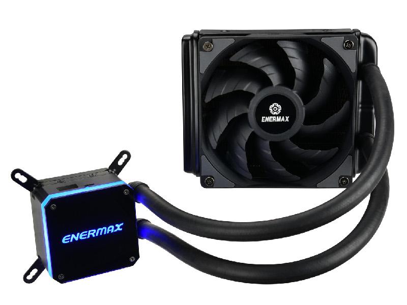 Водяное охлаждение Enermax LiqMax III ELC-LMT120-HF (Intel LGA 115x/1366/2011-3 Square ILM/2066 AMD FM1/FM2+/AM2+/AM3+/AM4)