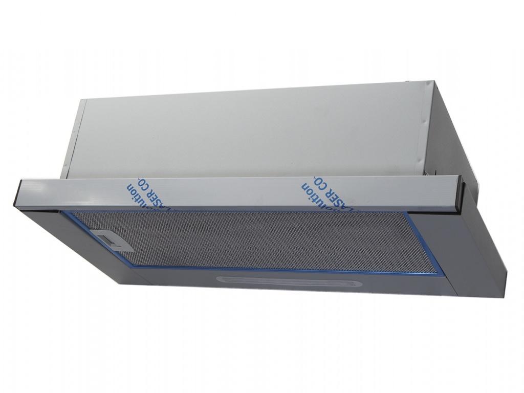 Кухонная вытяжка DeLonghi KD-3S 60 IX