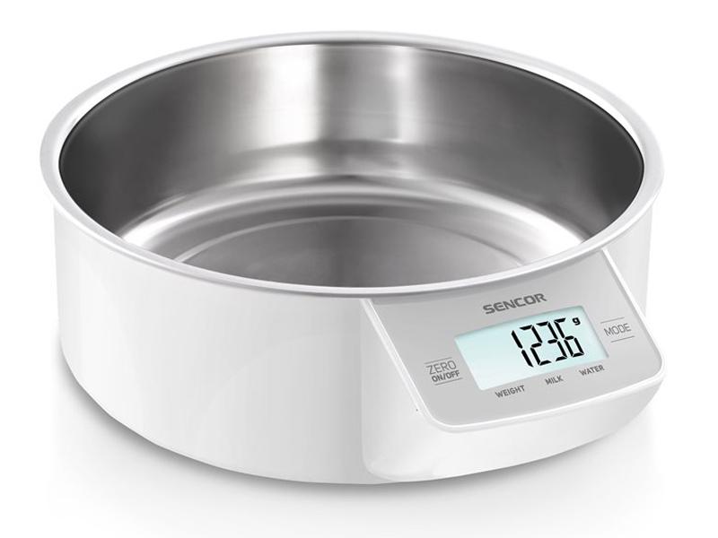 Весы Sencor SKS 4030WH