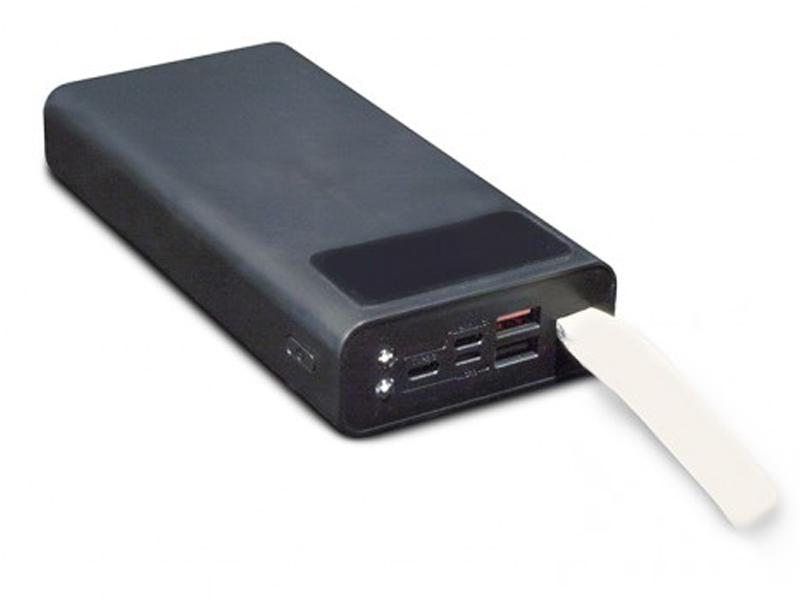 Внешний аккумулятор KS-is Power Bank KS-368 Black