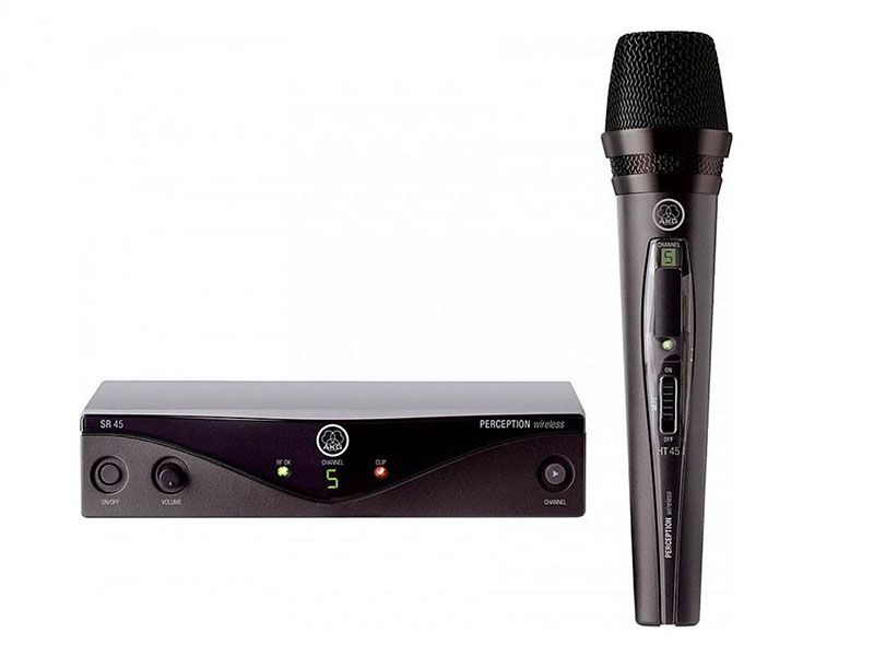 Фото - Радиосистема AKG Perception Wireless 45 Vocal Set BD B1 french berlitz reference set