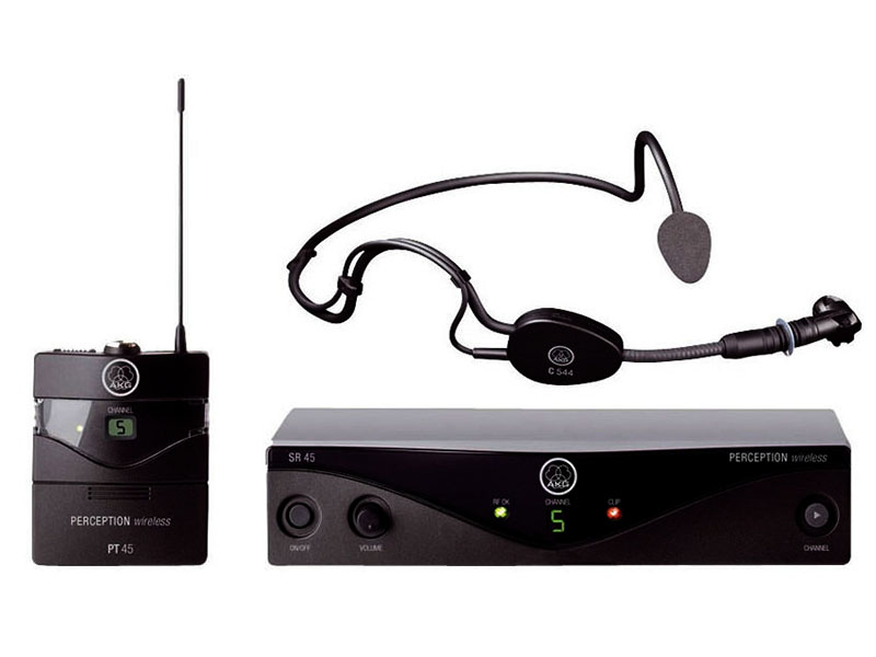 Фото - Радиосистема AKG Perception Wireless 45 Sports Set BD B1 french berlitz reference set