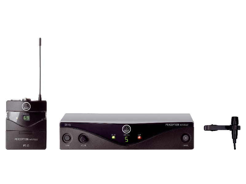Радиосистема AKG Perception Wireless 45 Pres Set BD U2