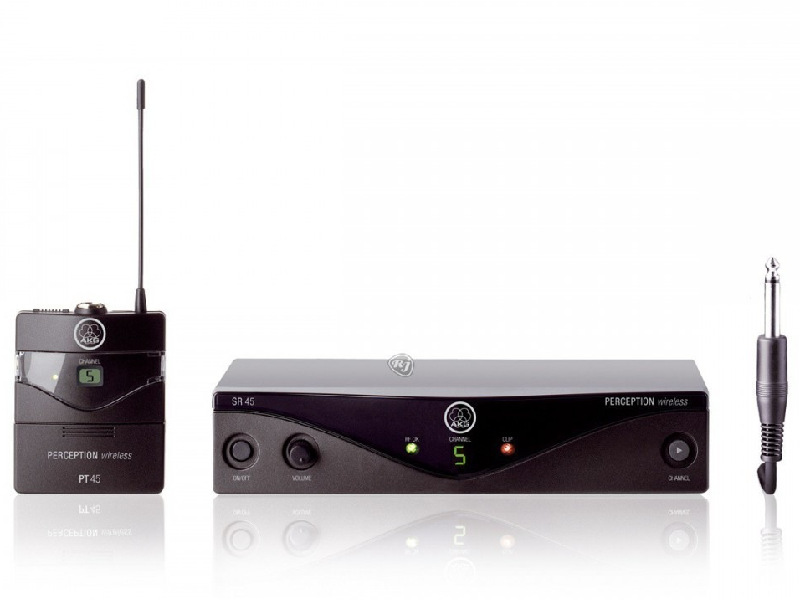 Фото - Радиосистема AKG Perception Wireless 45 Instr Set BD U2 french berlitz reference set