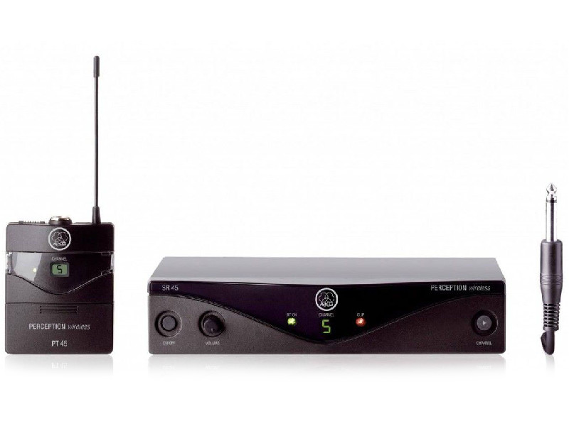 Фото - Радиосистема AKG Perception Wireless 45 Instr Set BD A french berlitz reference set