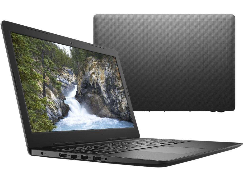 Ноутбук Dell Vostro 3490 Black 3490-7421 (Intel Core i3-10110U 2.1 GHz/4096Mb/1000Gb/Intel HD Graphics/Wi-Fi/Bluetooth/Cam/14.0/1366x768/Linux)
