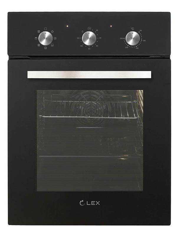 Духовой шкаф LEX EDM 4570 BL цена и фото