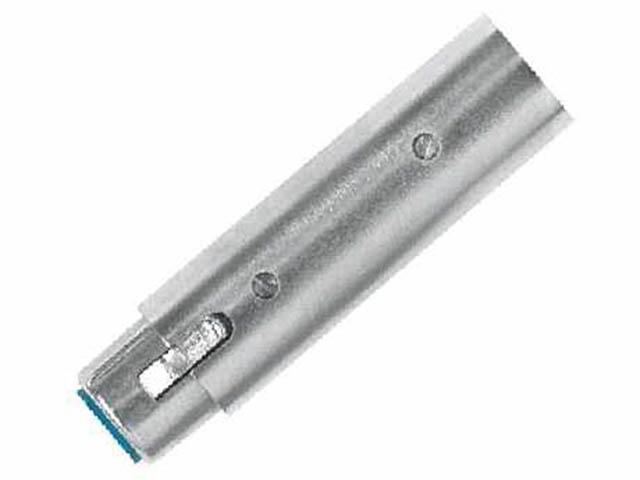 Переходник Proel XLR3/M - XLR3/F AT350