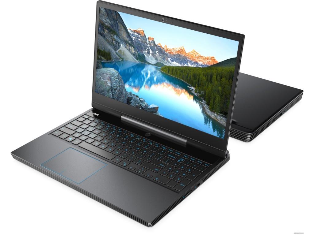 Ноутбук Dell G5 5590 Black G515-8504 (Intel Core i7-9750H 2.6 GHz/8192Mb/1000Gb + 256Gb SSD/nVidia GeForce GTX 1660Ti 6144Mb/Wi-Fi/Bluetooth/Cam/15.6/1920x1080/Linux) — G5 5590