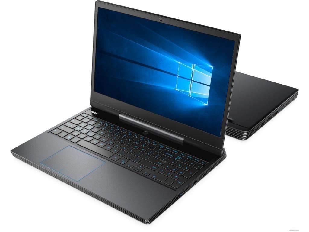 Ноутбук Dell G5 5590 Black G515-3455 (Intel Core i5-9300H 2.4 GHz/8192Mb/1000Gb + 256Gb SSD/nVidia GeForce GTX 1650 4096Mb/Wi-Fi/Bluetooth/Cam/15.6/1920x1080/Windows 10 64-bit) ноутбук lenovo ideapad 330 17ikb black 81dm000sru intel core i5 8250u 1 6 ghz 4096mb 1000gb nvidia geforce mx150 4096mb wi fi bluetooth cam 17 3 1920x1080 windows 10 home 64 bit