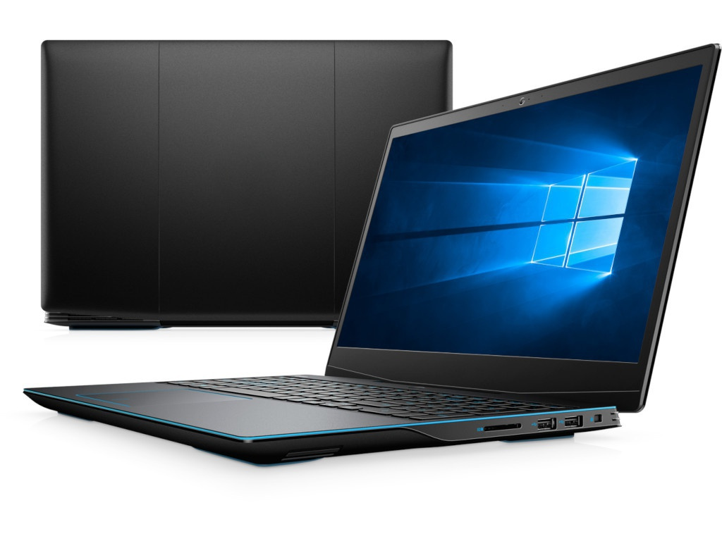 Ноутбук Dell G3 3590 Black G315-3431 (Intel Core i7-9750H 2.6 GHz/8192Mb/1000Gb + 256Gb SSD/nVidia GeForce GTX 1660Ti 6144Mb/Wi-Fi/Bluetooth/Cam/15.6/1920x1080/Windows 10 64-bit) все цены