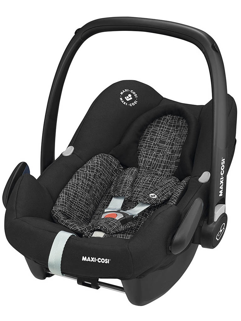 Автокресло Maxi-Cosi Rock Black Grid 8555725120