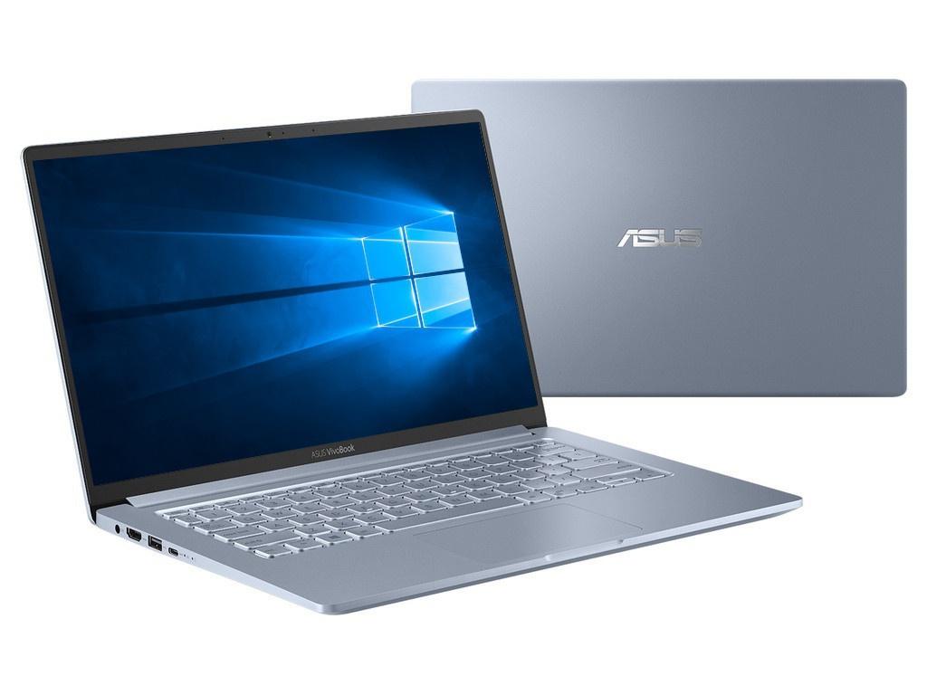 Ноутбук ASUS VivoBook X403FA-EB104T 90NB0LP2-M04940 (Intel Core i3-8145U 2.1 GHz/8192Mb/256Gb SSD/Intel HD Graphics 620/Wi-Fi/Bluetooth/Cam/14/1920x1080/Windows 10 Home 64-bit)