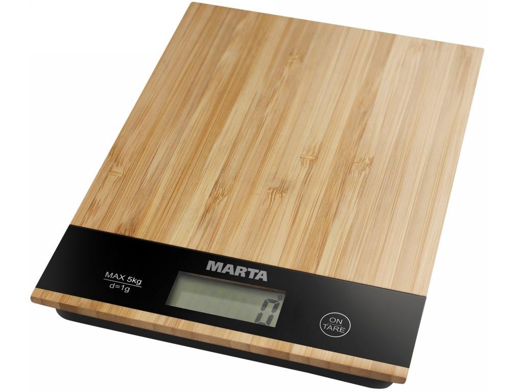 Весы Marta MT-1639 Бамбук