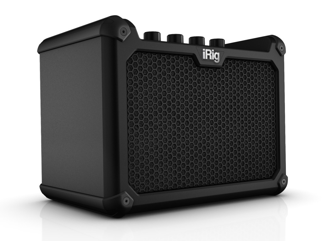 Комбо-усилитель IK Multimedia iRig Micro Amp IP-IRIG-MICROAMP-IN