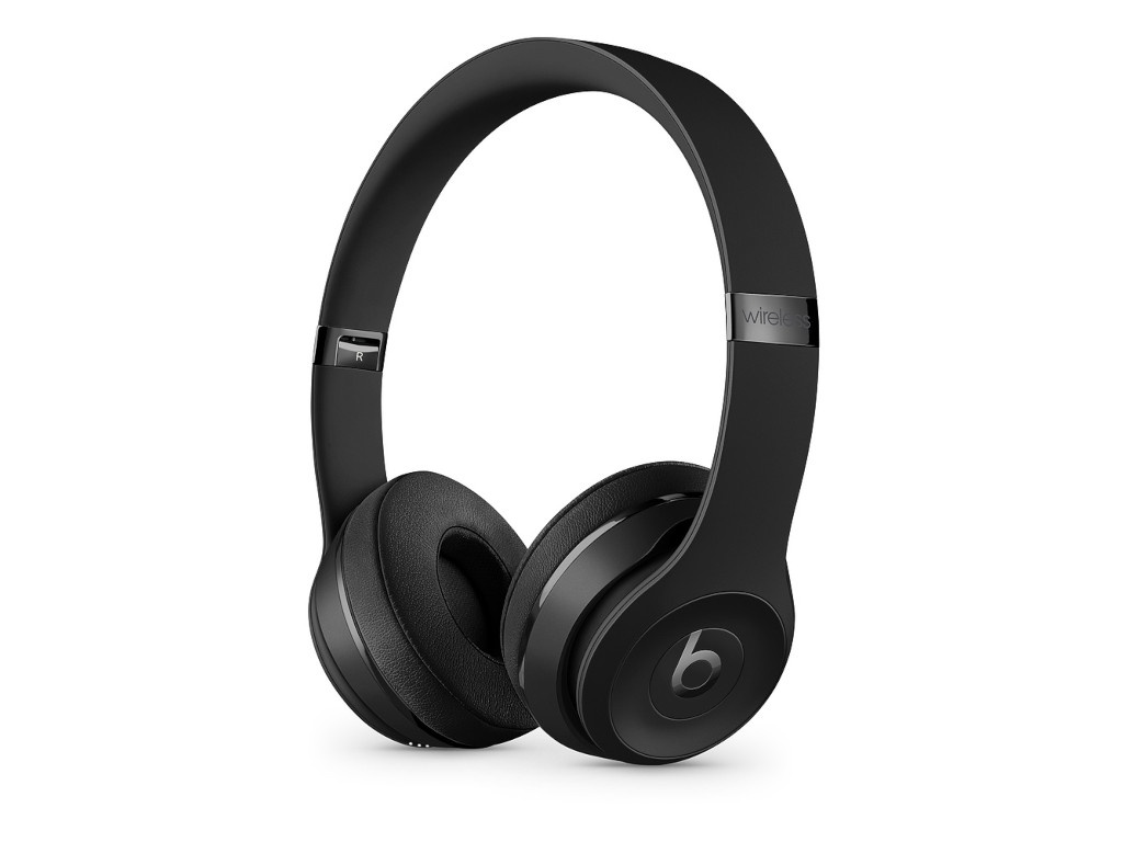 Наушники Beats Solo3 Wireless Headphones Black MX432EE/A