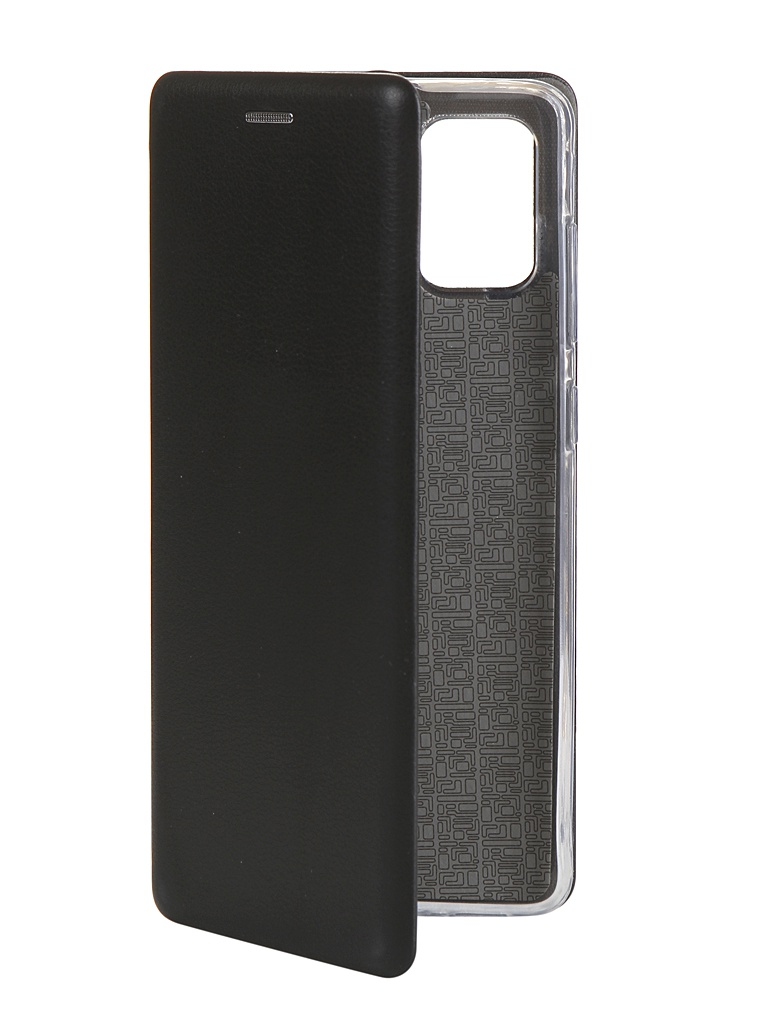 Чехол Zibelino для Samsung Galaxy A71 A715 Book Black ZB-SAM-A715-BLK