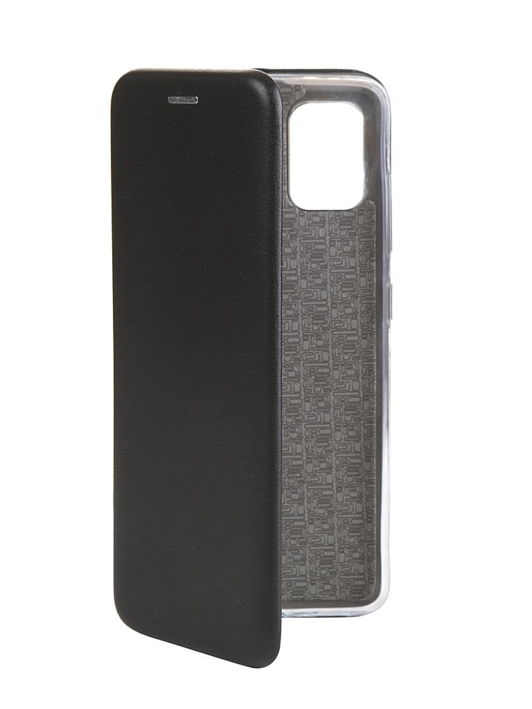 Чехол Zibelino для Samsung Galaxy A51 A515 Book Black ZB-SAM-A515-BLK