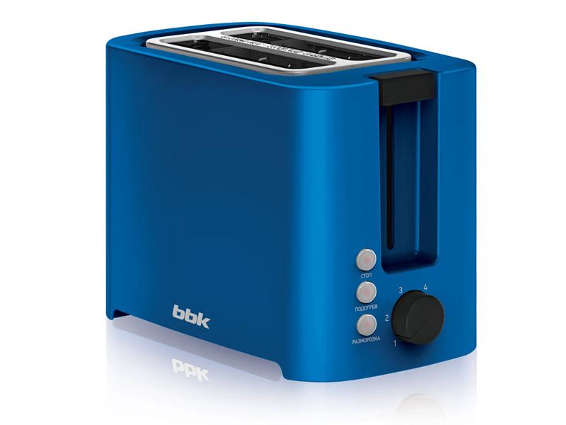 Тостер BBK TR81M Blue