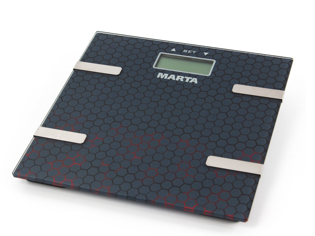 Весы напольные Marta MT-1675 Dark Agate