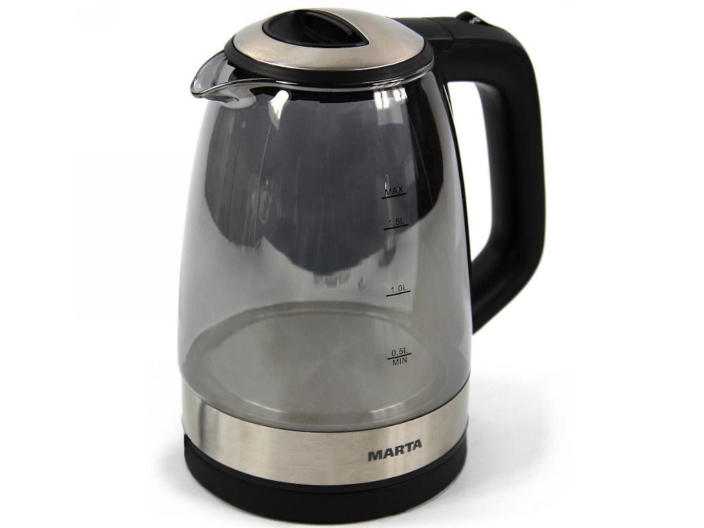 Чайник Marta MT-1079 Black Pearl