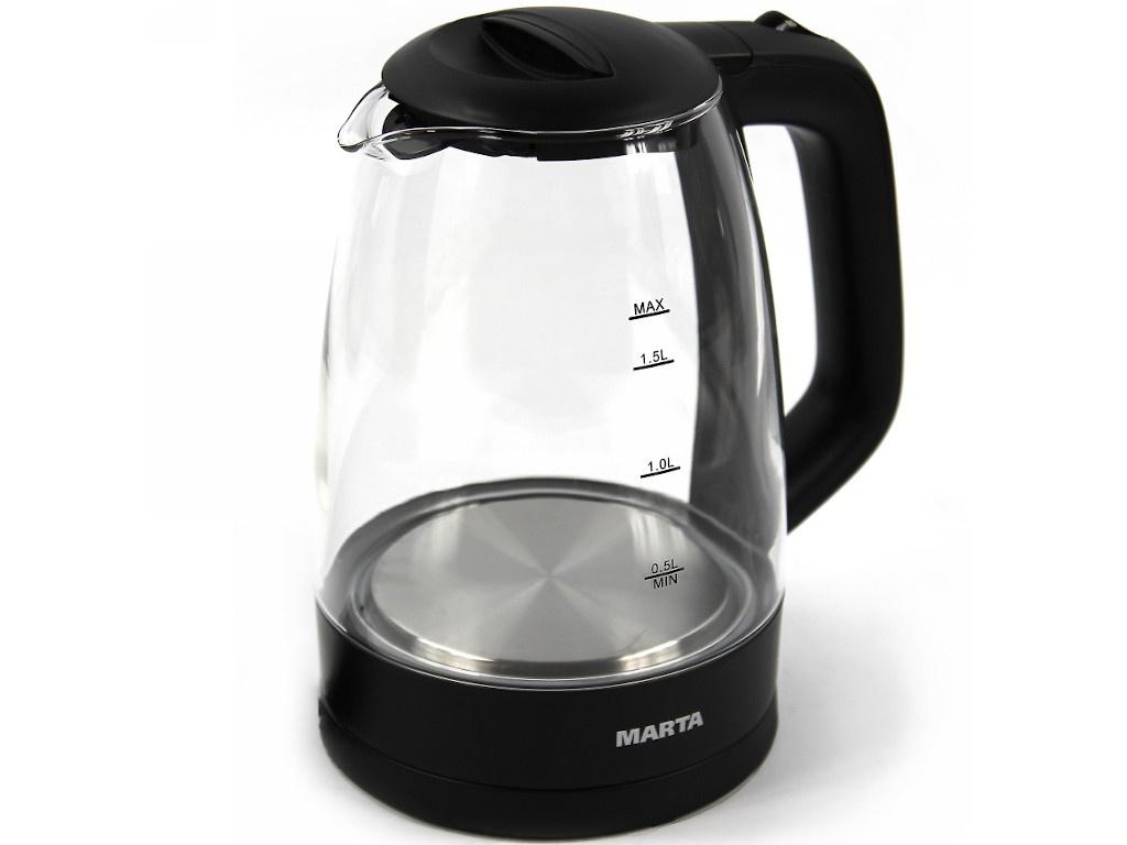Чайник Marta MT-1077 Black Pearl