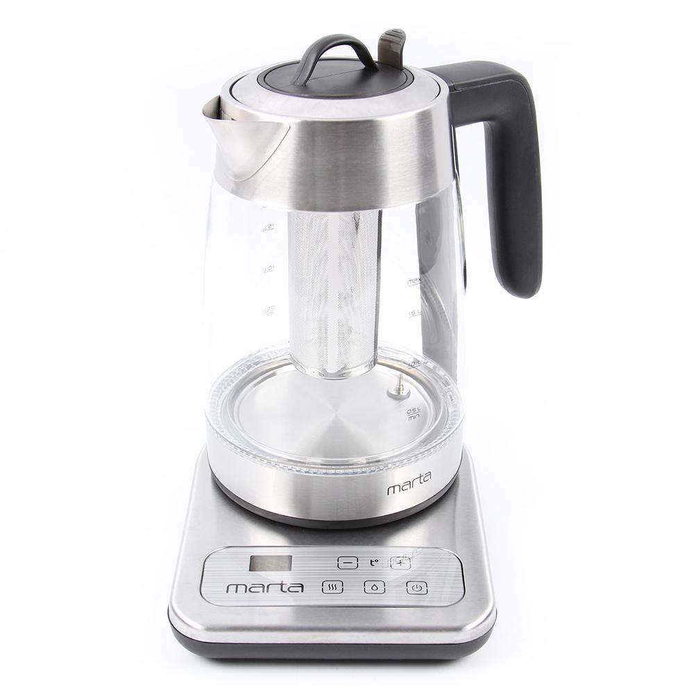 Чайник Marta MT-4554 мультиварка marta mt 4308