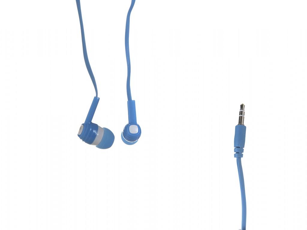 Наушники Eltronic Metal Musik Blue 4406
