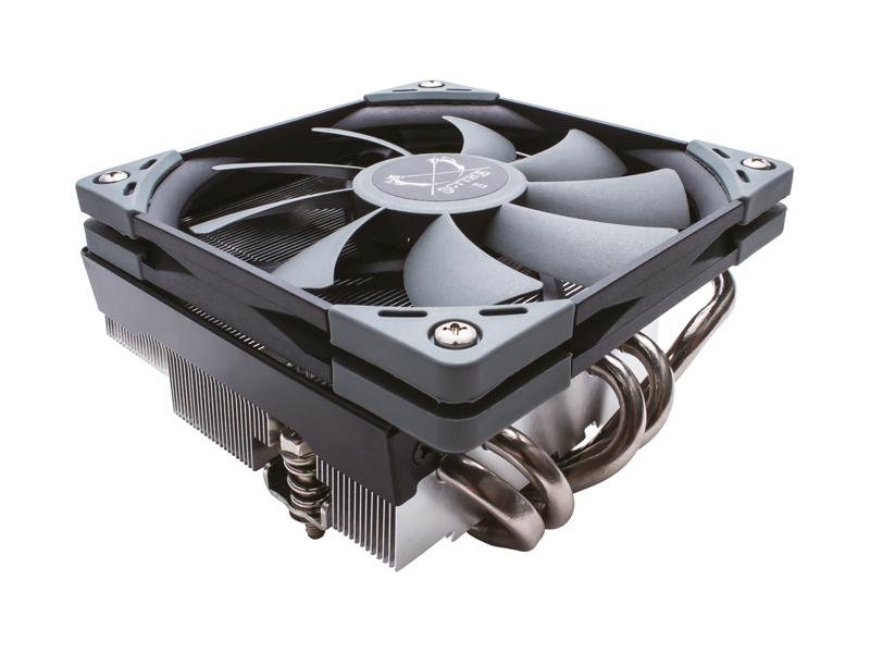 Кулер Scythe Big Shuriken 3 RGB SCBSK-3000R (Intel 775/1155/1156/1366/2011/2066 AMD AM2/AM3/AM4/FM1/FM2)