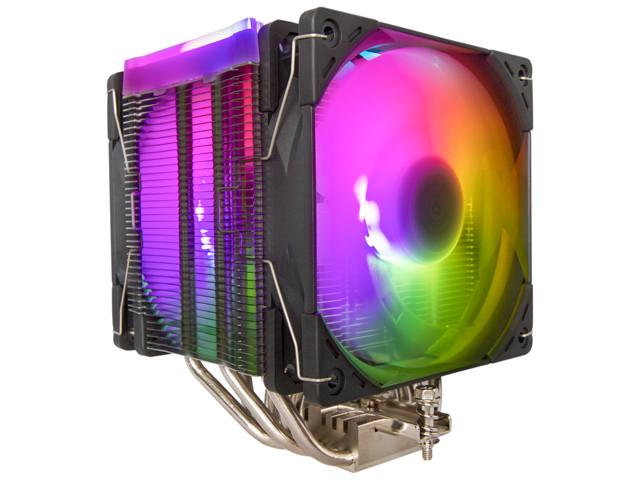 Кулер Scythe Mugen 5 ARGB Plus SCMG-5102AR (Intel 775/115-56/1366/2011/2011/2066 AMD AM2+/AM3+/AM4/FM1-FM2+)