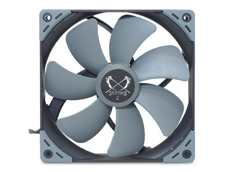 Вентилятор Scythe Kaze Flex 140mm Square PWM Fan 300-1200rpm KF1425FD12S-P
