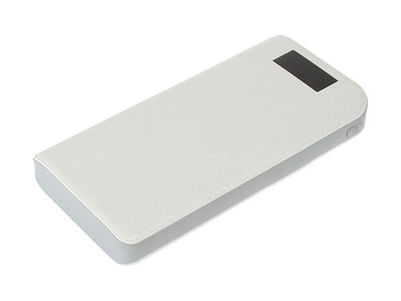 Внешний аккумулятор Eltronic Power Bank 30000mAh White 66009ch внешний аккумулятор hoco power bank b39 magic stone pd 30000mah metal gray