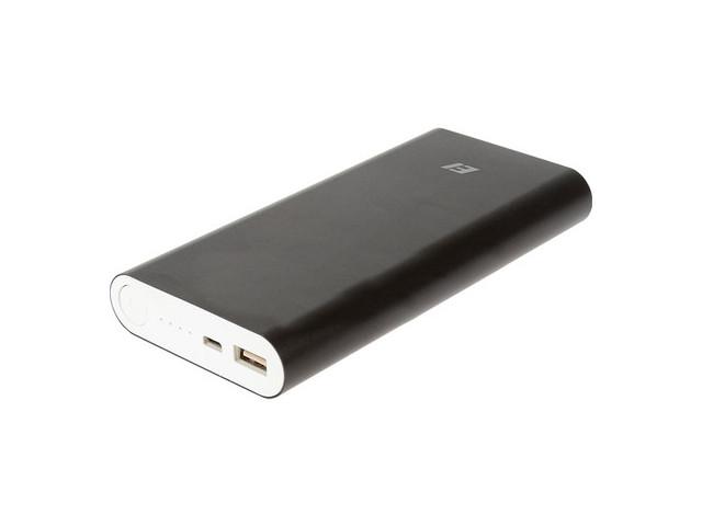 Внешний аккумулятор Eltronic Power Bank 20800mAh Black NOY-02