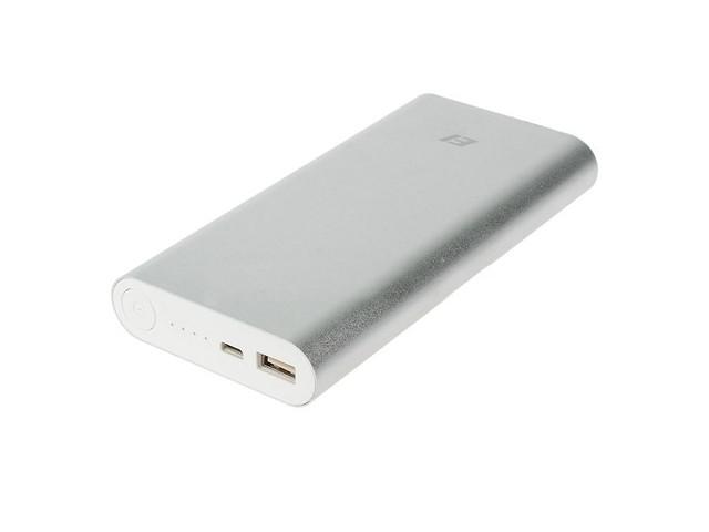 Внешний аккумулятор Eltronic Power Bank 20800mAh Silver NOY-02